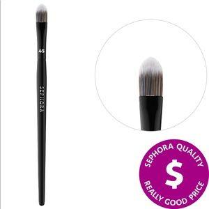 Sephora pro concealer brush # 45 new & sealed!